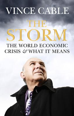 Image for STORM, THE THE WORLD ECONOMIC CRISIS & WHAT IT MEANS