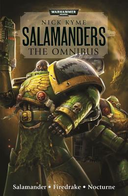 Image for Salamanders Omnibus