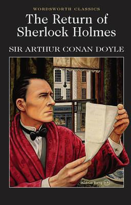 Image for Return of Sherlock Holmes (Wordsworth Classics)