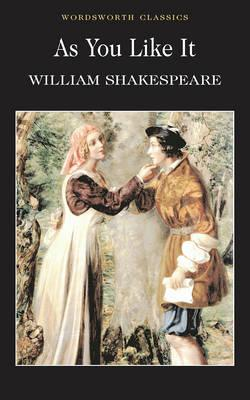 Image for As You Like It (Wordsworth Classics)