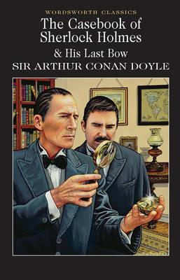Image for The Case - Book Of Sherlock Holmes