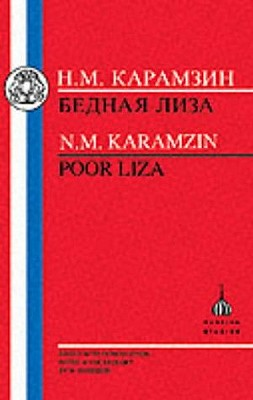 Image for Karamzin: Poor Liza (Russian Texts) (Russian Edition)