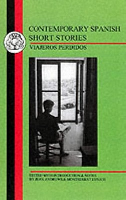 Image for Contemporary Spanish Short Stories - Viajerros Perdidos