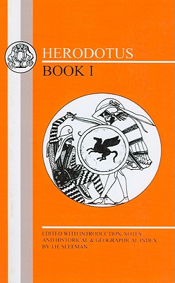 Image for Herodotus: Histories I (Greek Texts) (Bk.1)