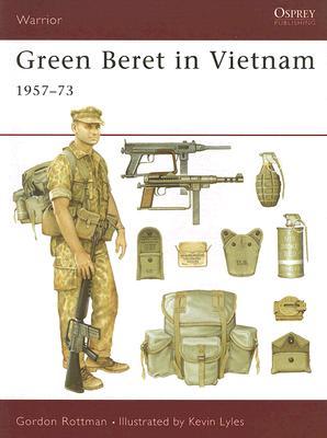 Green Beret in Vietnam, Rottman, Gordon L.