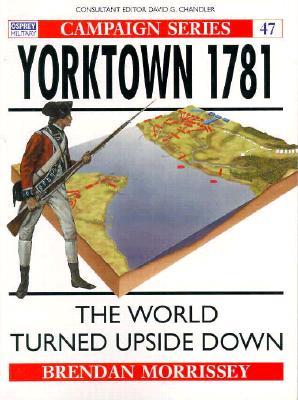 Yorktown 1781: The World Turned Upside Down (Campaign), Brendan Morrissey