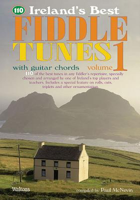 Image for 110 Ireland's Best Fiddle Tunes - Volume 1: with Guitar Chords