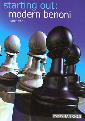 Image for Starting Out: Modern Benoni (Starting Out - Everyman Chess)