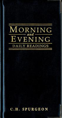 Image for Morning And Evening  Gloss Black (Daily Readings S)
