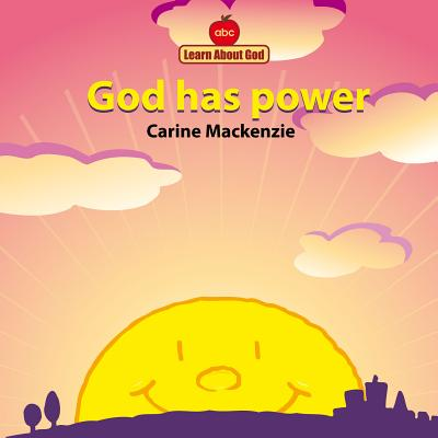 Image for God Has Power Board Book (Board Books Learn About God)