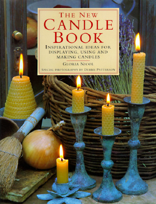 Image for NEW CANDLE BOOK, THE : INSPIRATIONAL IDEAS FOR DISPLAYING, USING AND MAKING CANDLES