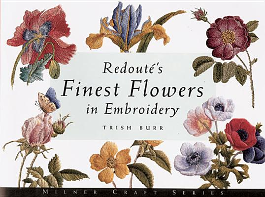 Image for Redoute's Finest Flowers in Embroidery