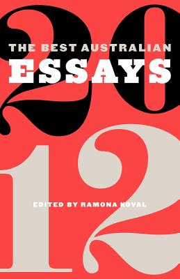Image for The Best Australian Essays 2012
