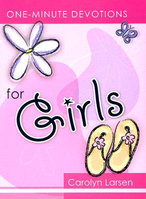 Image for One Minute Devotions for Girls