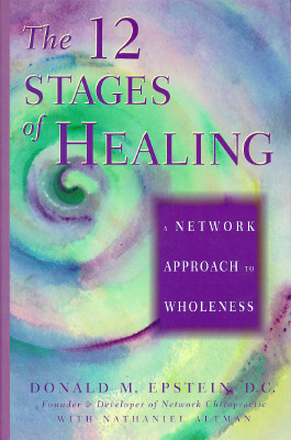 Image for 12 STAGES OF HEALING : A NETWORK APPROAC