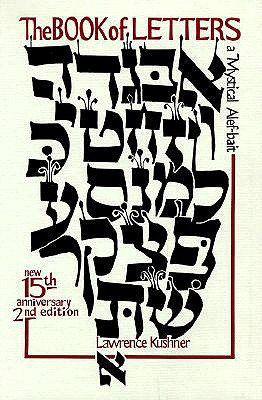 Image for The Book of Letters: A Mystical Hebrew Alphabet (Kushner)