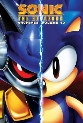 Image for Sonic the Hedgehog Archives, Vol. 10