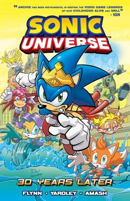 Image for Sonic Universe 2: 30 Years Later