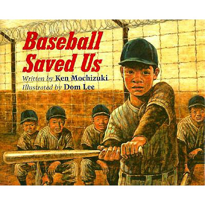 Baseball Saved Us, Mochizuki, Ken