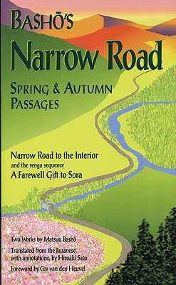 Image for Basho's Narrow Road: Spring and Autumn Passages (Rock Spring Collection of Japanese Literature)