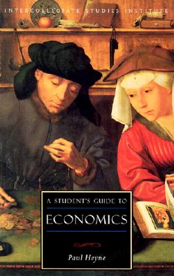 Image for A Student's Guide to Economics (Isi Guides to the Major Disciplines)