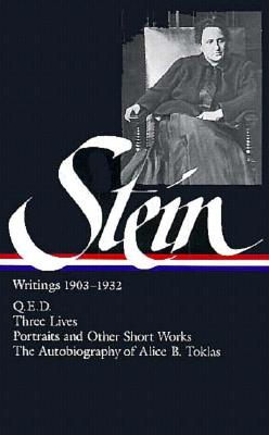 Image for Gertrude Stein: Writings 1903-1932 (Library of America #99)