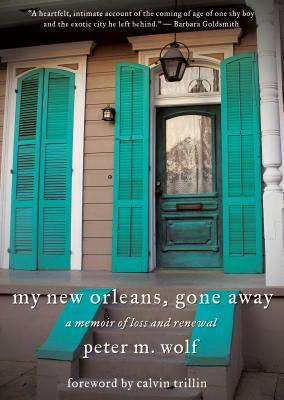 Image for My New Orleans, Gone Away