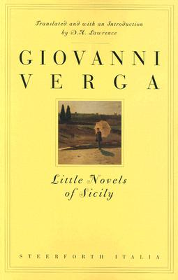 Image for LITTLE NOVELS OF SICILY : STORIES