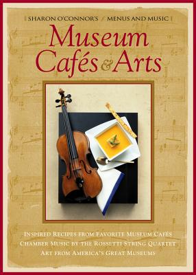 Museum Cafes & Arts, O'Connor, Sharon;Rossetti String Quartet