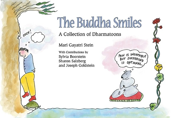Image for The Buddha Smiles: a Collection of Dharmatoons