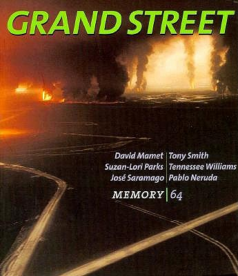 Image for Grand Street 64: Memory (Spring 1998)