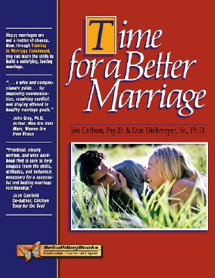Image for Time for a Better Marriage: Training in Marriage Enrichment (Rebuilding Books)
