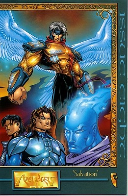 "Image for ""Archangels: The Saga, book 8"""