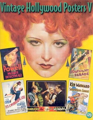 Vintage Hollywood Posters V, BRUCE HERSHENSON