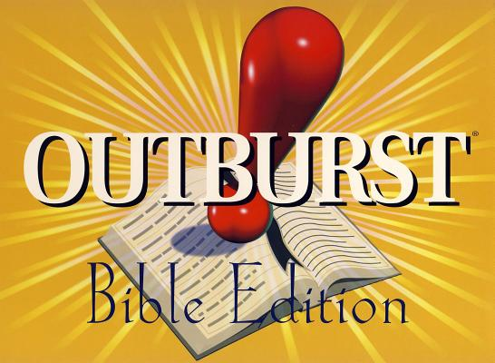 Image for Outburst: Bible Edition