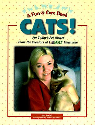 Image for CATS! (Fun & Care Book)