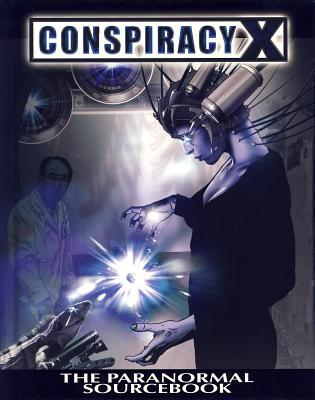 Image for Conspiracy X Paranormal Sourcebook *OP