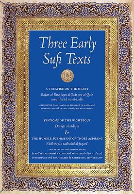 Three Early Sufi Texts, Abu 'Abd al-Rahman al-Sulami al-Naysaburi, al-Hakim al-Tirmidhi