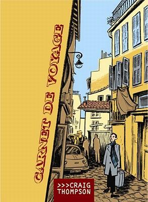 Carnet De Voyage (Travel Journal), Craig Thompson