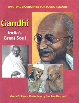 Image for Gandhi: India's Great Soul (Spiritual Biographies for Young Readers)