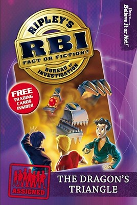 Image for Ripley's Bureau of Investigation 2: Dragon's Triangle (RBI)