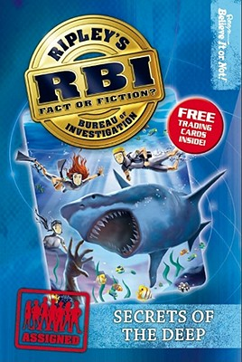 Image for Ripley's Bureau of Investigation 4: Secrets of the Deep (RBI)