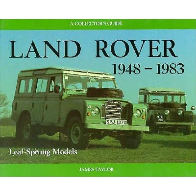 Image for Land Rover 1948-1983: Leaf-Sprung Models (Collector's Guides)