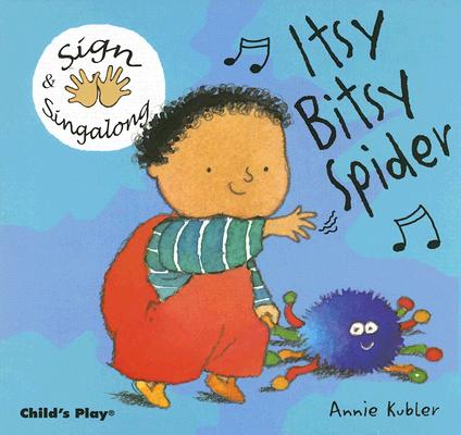 Image for Sign and Sing Along: Itsy Bitsy Spider