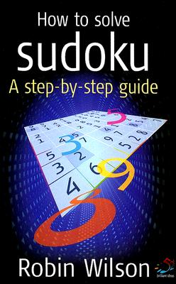 Image for HOW TO SOLVE SUDOKU