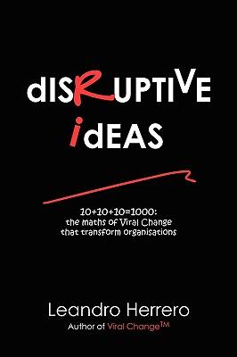 Disruptive Ideas, Herrero, Leandro