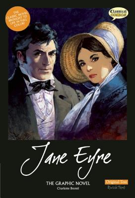 Image for Jane Eyre: The Graphic Novel (American English, Original Text)