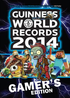 Image for Guinness World Records 2014 Gamer's Edition