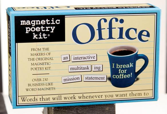 The Office-Magnetic Poetry Kit, Magnetic Poetry