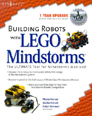 Image for Building Robots With Lego Mindstorms : The Ultimate Tool for Mindstorms Maniacs